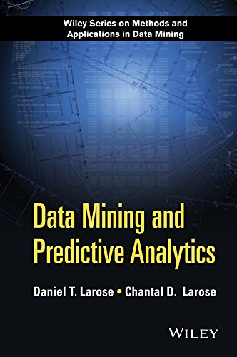 Data Mining and Predictive Analytics (Wiley Series on Methods and Applications in Data Mining) (English Edition)