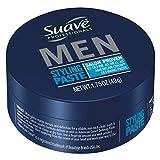 Suave Men Styling Paste Medium Hold 1.75 oz, Pack of 12