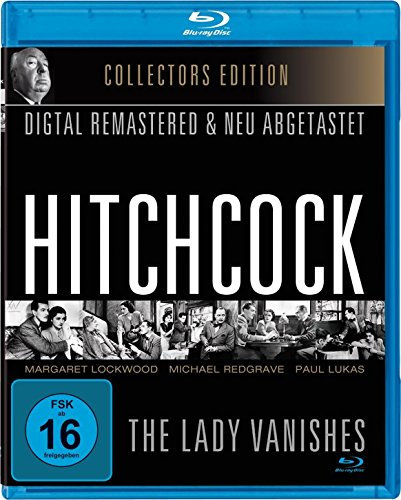 Alfred Hitchcock: The Lady Vanishes (Collector's Edition) [Blu-ray]