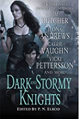 Dark and Stormy Knights: A Paranormal Fantasy Anthology (Kate Daniels) Kindle Edition