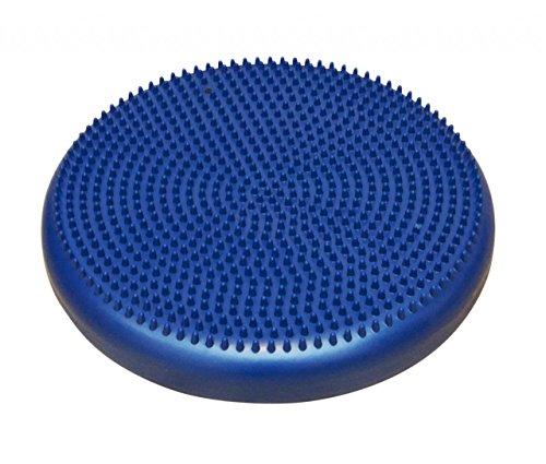 Deuser Physio Balance Kissen Balancetrainer, blau, Einheitsgröße
