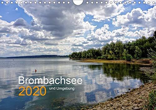 Brombachsee und Umgebung (Wandkalender 2020 DIN A4 quer): Urlaubseindrücke vom Brombachsee (Monatskalender, 14 Seiten ) (CALVENDO Orte)