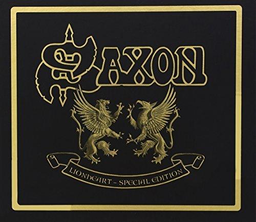 Lionheart (W/Dvd) (Spec) (Dig) by Saxon