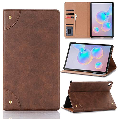 Best Deals! KingTo Tab S6 Lite Case 2020, Smart Screen Protector Cover Flip Wallet Shell Smart Stand...