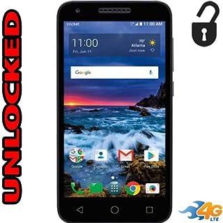 Alcatel Verso Unlocked 4G LTE 5044C 5 inch 16GB Usa Latin & Caribbean Bands Android Oreo 8.1