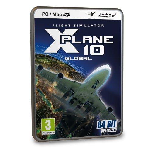 X-Plane 10 Global - 64 Bit (Mac/PC)