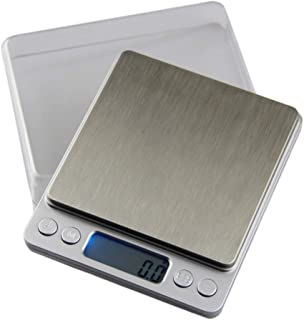 Mini Precision Digital Gram Jewelry Scale 2000g x 0.1g LCD Display