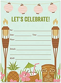 Best hawaiian style invitations Reviews