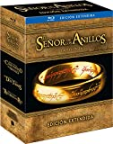Trilogía El Señor De Los Anillos Extendida Blu-Ray [Blu-ray]