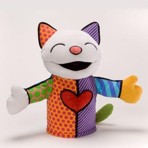 Britto Coco the Kitty Puppet by Britto Pop Plush