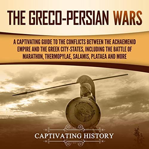 The Greco-Persian Wars cover art