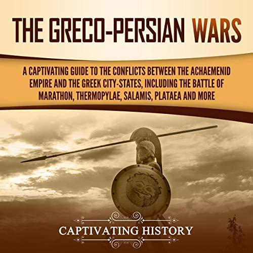 『The Greco-Persian Wars』のカバーアート