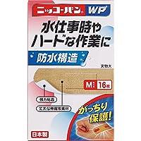 【3個セット】ニッコーバン WP No.502 Mサイズ 16枚