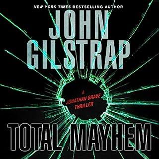 Total Mayhem audiobook cover art