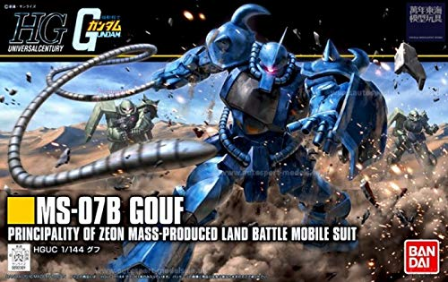 Bandai 5058007 Gouf Revive Mobile Suit HGUC 1/144 Model Kit