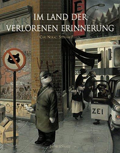 Buchseite und Rezensionen zu 'Im Land der verlorenen Erinnerung' von  Stéphane Poulin