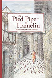 Image: The Pied Piper of Hamelin | Hardcover: 32 pages | by Maren Briswalter (Illustrator). Publisher: Floris Books (March 15, 2014)