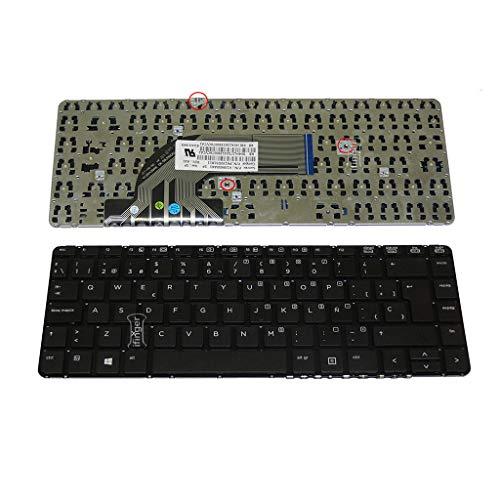IFINGER Teclado Español para HP Compaq ProBook 430 G2 440 G0 G1 445