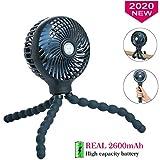 Best Stroller Fans - Mini Baby Stroller Fan, Handheld Personal Portable Fan Review
