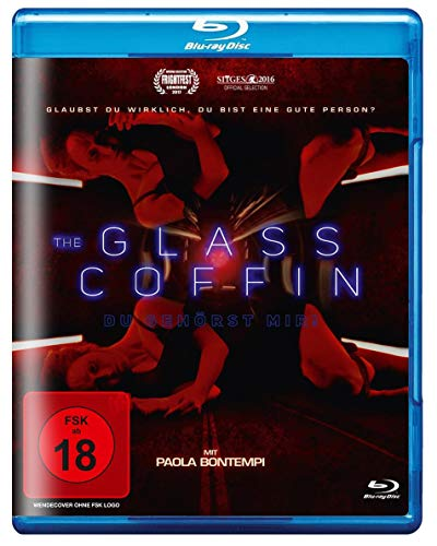 The Glass Coffin - Du gehörst mir! [Blu-ray]