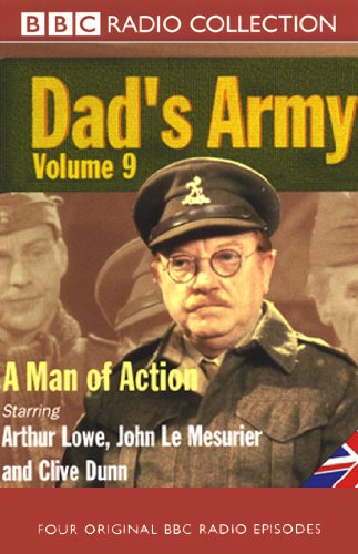 Dad's Army, Volume 9 audiobook cover art