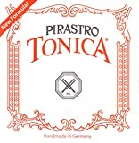 Pirastro Tonica 412021Jeu de cordes complet pour violon 4/4 Moyen