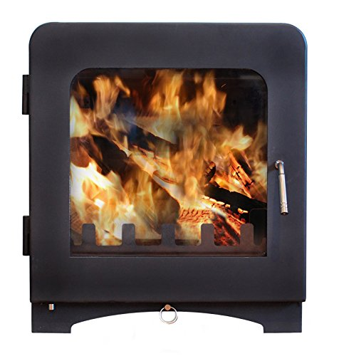 Saltfire ST4 Multifuel and Woodburning Stove DEFRA Approved EcoDesign