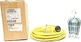 WOODHEAD 1301020110 Super PROTEX Hand LAMP 50FT Cord 100W 120V-AC