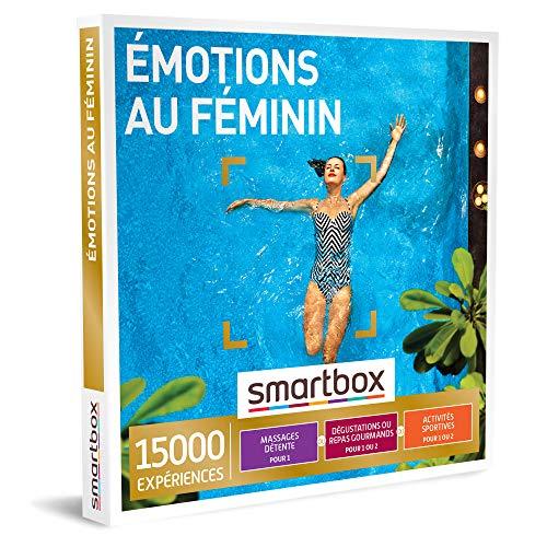 Le coffret Smartbox émotions au féminin