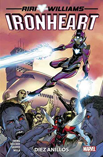 Riri Williams: Ironheart 2. Diez anillos