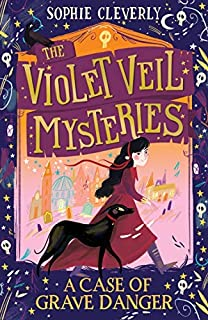 A Case of Grave Danger (The Violet Veil Mysteries) (English Edition)