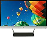 "Foto HP Pavilion 22CW Monitor, 21,5""/54,6 cm, Full HD, Retroilluminazione LED IPS, HDMI, Nero/Argento"