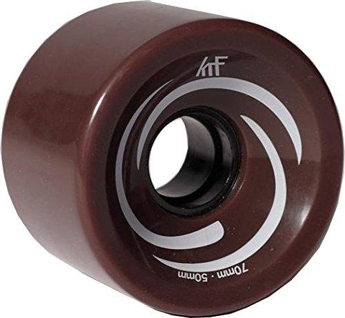 KRF The New Urban Concept Rueda DE Longboard Chocolate 70X50 MM 4 UDS, Hombre, Marrón, 70
