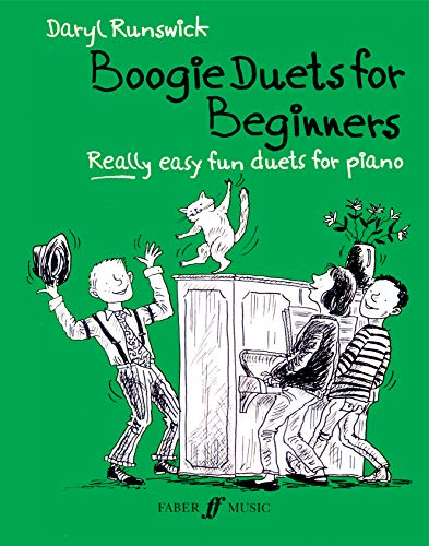 Boogie Duets for Beginners: Really Easy Duets in Rock, Jazz and Pop Style for Piano or Electric Keyboard (Faber Edition)
