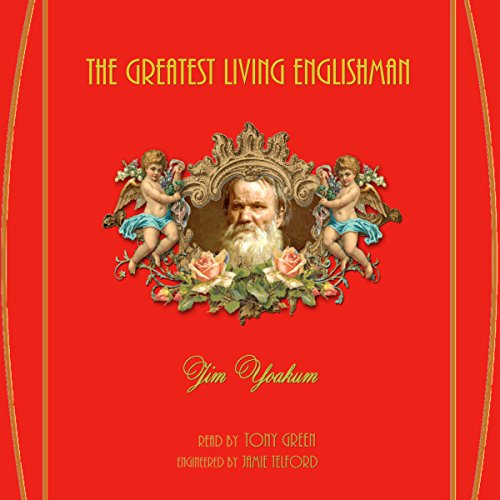 The Greatest Living Englishman  By  cover art