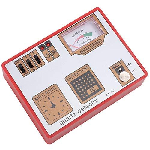 Detector de funcionamiento compacto de movimiento de cuarzo desmagnetizador, para reloj, para bricolaje