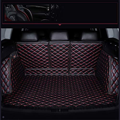 GLEETIEZ Alfombrillas Personalizadas para Maletero de Coche revestimientos de Carga Alfombra de Arranque,para BMW f30 f10 e46 x5 x1 x3 e36 e90 e39 e70 x5 X4 X6