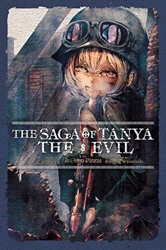 The Saga of Tanya the Evil, Vol. 8 (light novel): In Omnia Paratus (The Saga of Tanya the Evil (light novel)) (English Edition)