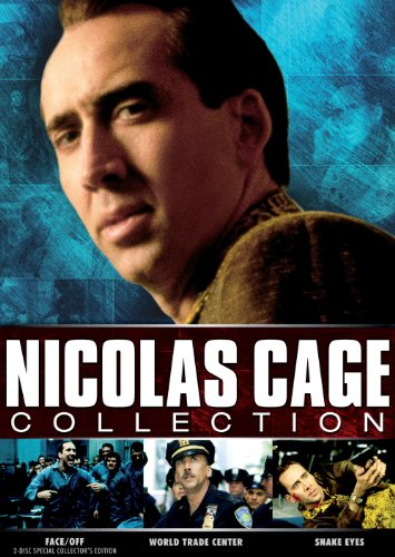 Nicolas Cage Collection (DVD)