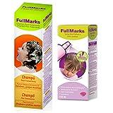 Fullmarks Pack Spray Anti-Piojos y Anti-Lémesas con Descuento 50% en el Champú Post-Tratamiento 150ml + 150ml