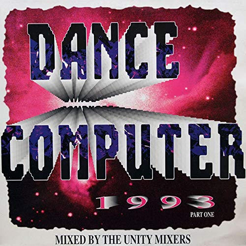 Dance Computer 1993 (Part 1) [Vinyl Single 12'']