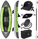 YDXH Aqua Marina Laxo - 320 Ocio 2 Persona Inflable Canoa/Kayak