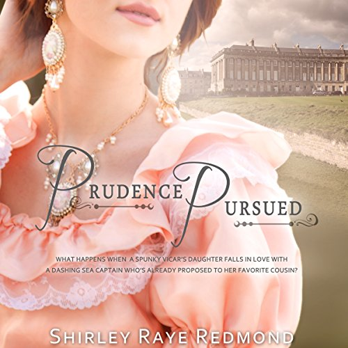 Prudence Pursued audiobook cover art