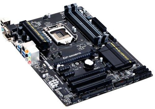 Gigabyte H87-HD3 Mainboard Sockel LGA 1150 (ATX, Intel H87, DDR3 Speicher, 6x SATA III, HDMI, DVI, 4x USB 3.0, 2x USB 2.0)
