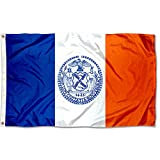 Sports Flags Pennants Company New York City Flag 3x5 Foot Banner