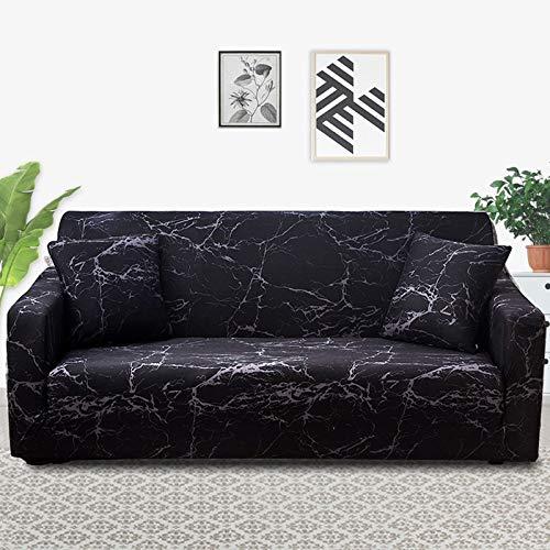 Funda de sofá elástica elástica, Toalla de sofá de algodón Puro, Funda de sofá Antideslizante y a Prueba de Polvo para Sala de Estar A13 1 Plaza