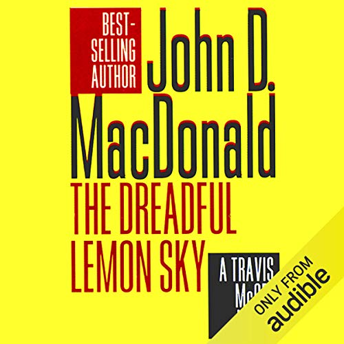 The Dreadful Lemon Sky Audiobook By John D. MacDonald cover art
