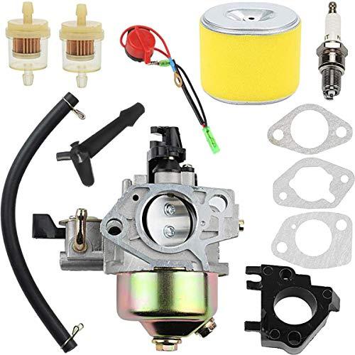 NC56 ZAMDOE Vergaser Kit für Honda GX340 GX390 13HP 11HP Toro 22308 22330 Rasenmäher-Wasserpumpen, ersetzt 16100-ZF6-V01 16100-ZF6-V00