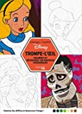 Coloriages Mystères Disney Trompe l'oeil - Coloriez et découvrez un nouveau personnage
