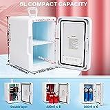 Zoom IMG-1 astroai mini frigorifero 6 litri